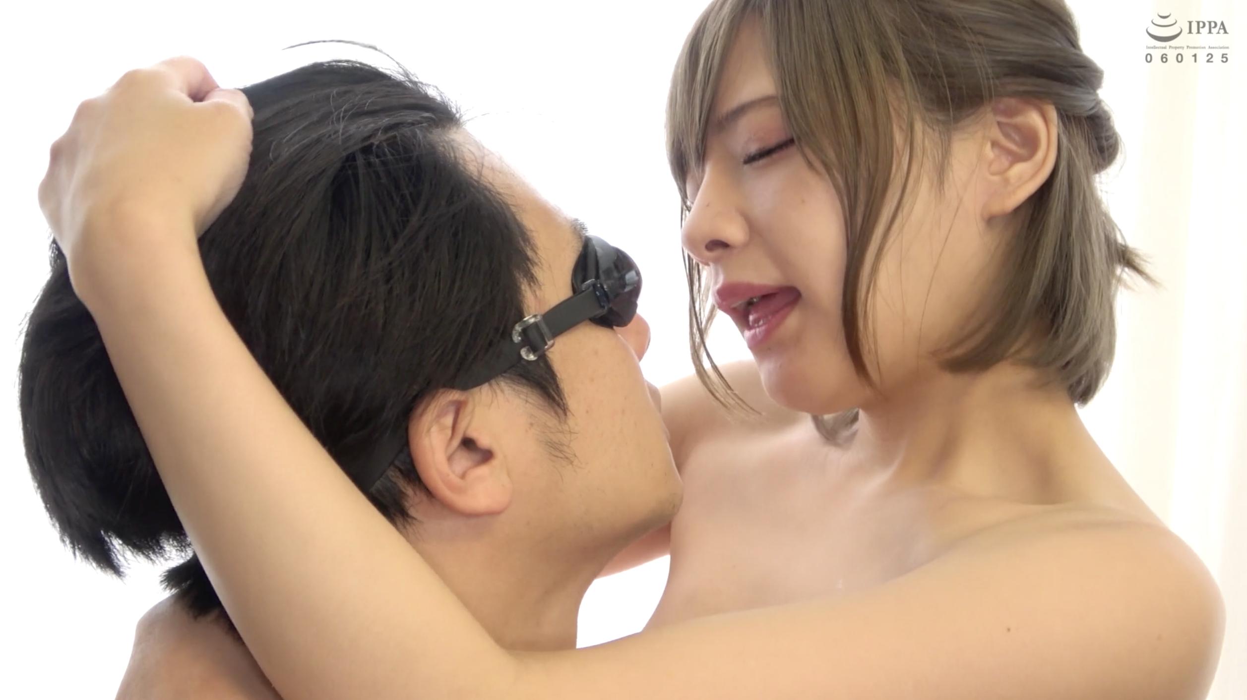 【舌ベロ&唾】大人気女優 一条みおチャンの匂い嗅がせ&鼻舐め&唾たらし!!!(パッケージ画像)